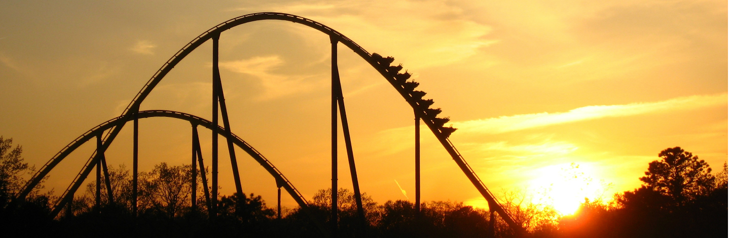 The 50 Best Roller Coasters In The World, Ranked